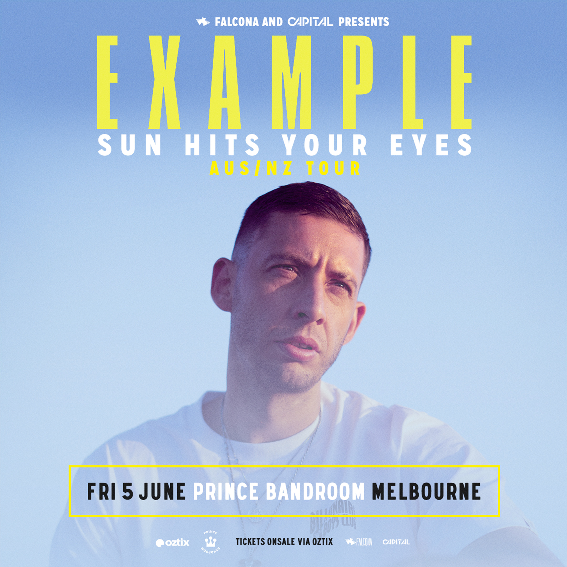 Example (Live) – Melbourne